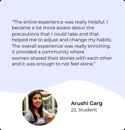 Arushi_testimonial