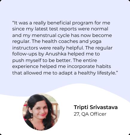 Tripti_testimonial
